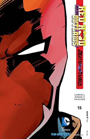 Red Hood and the Outlaws (2011-2015) No.15