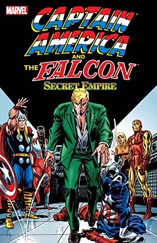 Captain America and The Falcon: Secret Empire