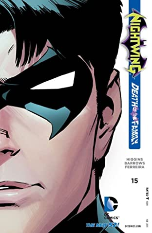 Nightwing (2011-2014) No.15
