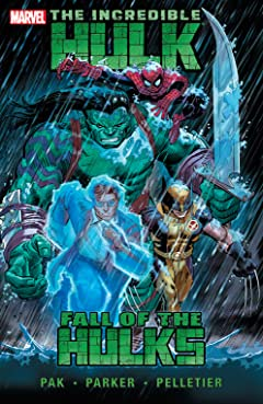 Incredible Hulk Vol. 2: Fall of the Hulks