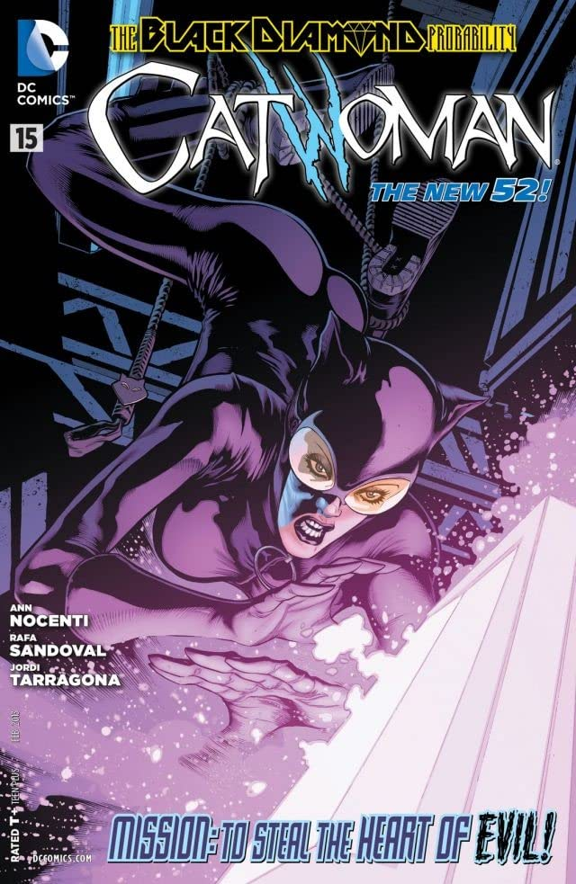 Catwoman (2011-2016) #15