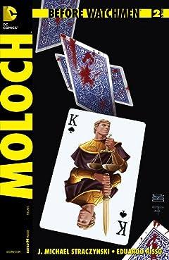Before Watchmen: Moloch No.2 (sur 2)