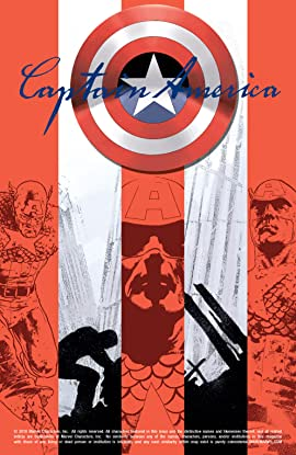 Captain America Tome 1: The New Deal