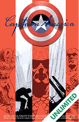 Captain America Vol. 1: The New Deal
