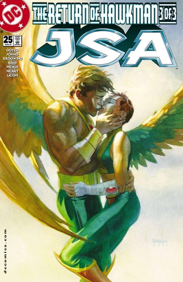 JSA (1999-2006) #25