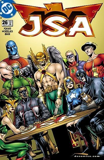 JSA (1999-2006) #26