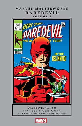 Daredevil Masterworks Vol. 5