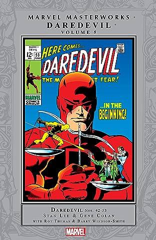 Daredevil Masterworks Tome 5