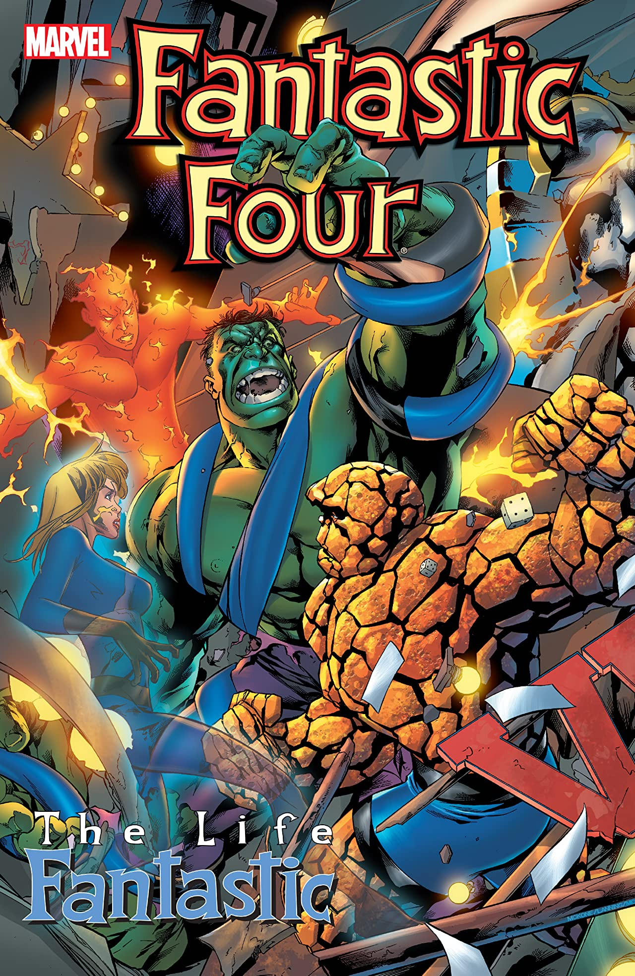 Fantastic Four: The Life Fantastic