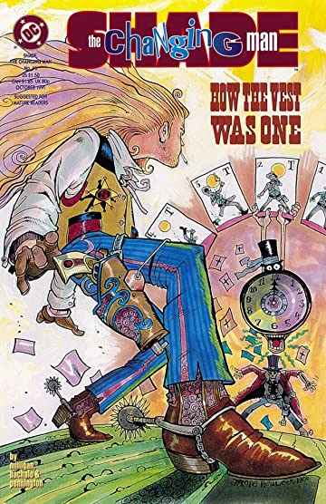 Shade, the Changing Man (1990-1996) #16