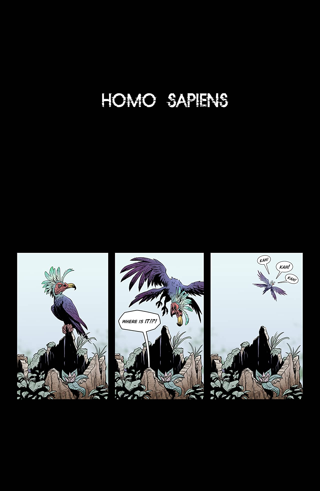 Hominids #2