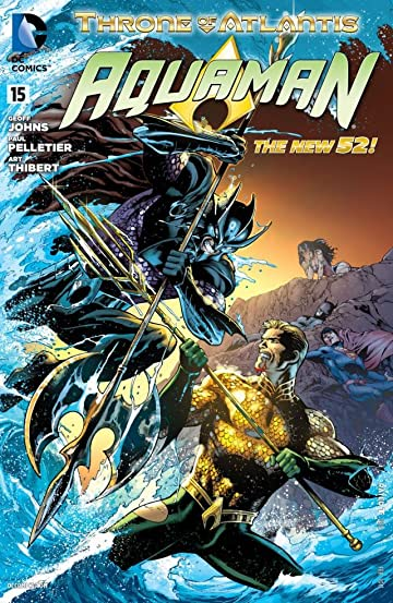 Aquaman (2011-2016) No.15