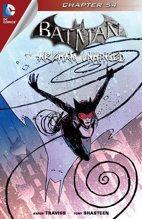 Batman: Arkham Unhinged #54