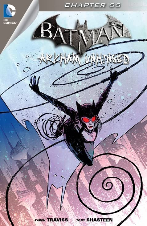 Batman: Arkham Unhinged #55