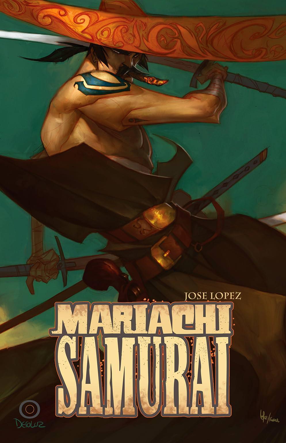 Mariachi Samurai Vol. 2