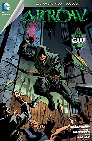 Arrow (2012-2013) No.9