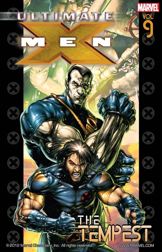 Ultimate X-Men Vol. 9: The Tempest