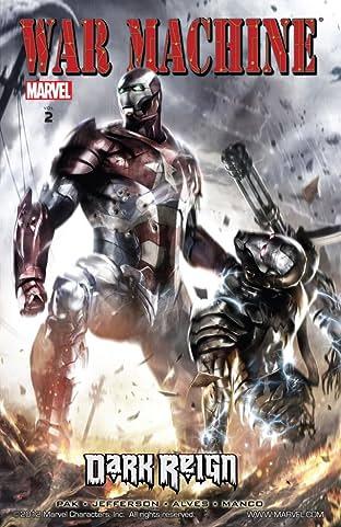 War Machine Vol. 2: Dark Reign