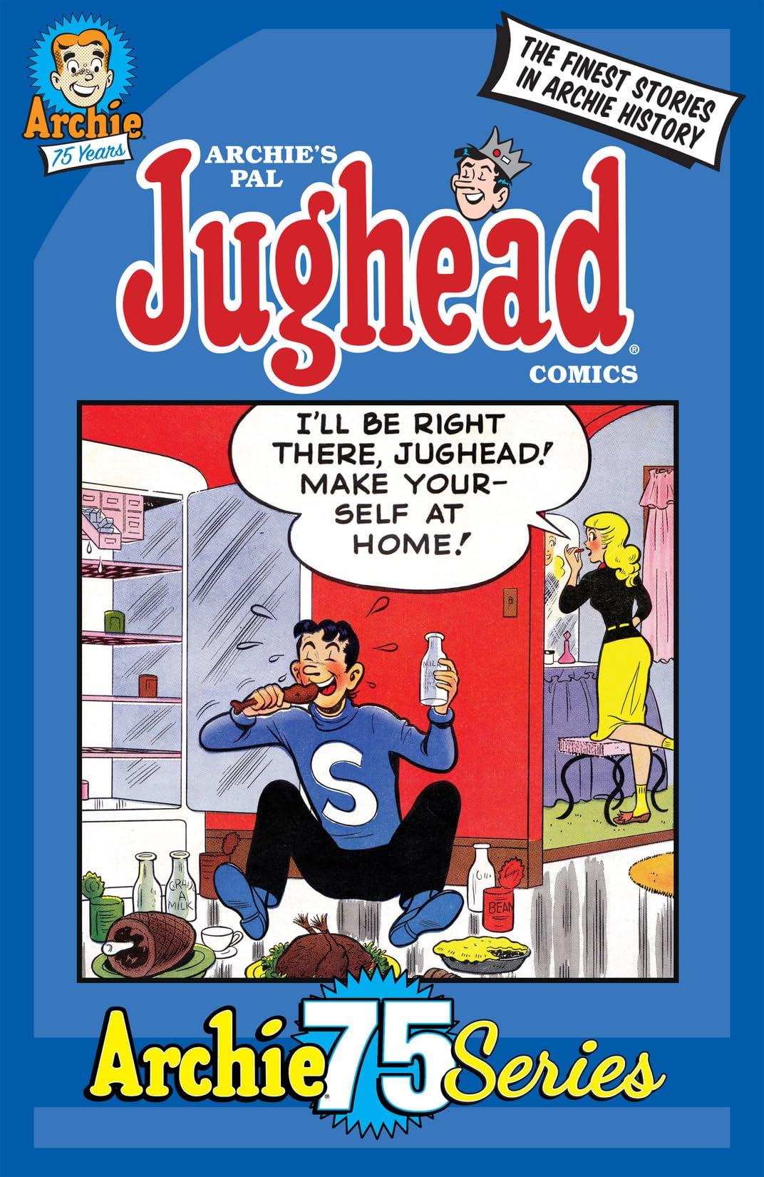 Archie 75 Series #10: Jughead