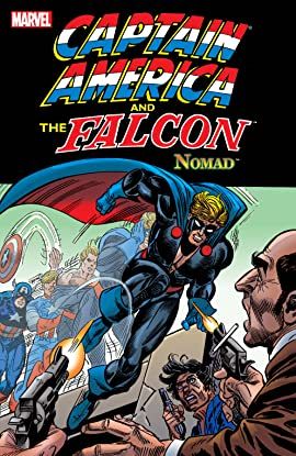 Captain America and The Falcon: Nomad