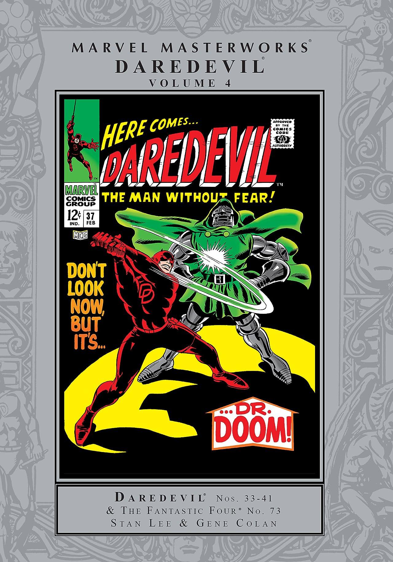 Daredevil Masterworks Vol. 4