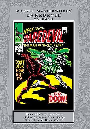 Daredevil Masterworks Tome 4