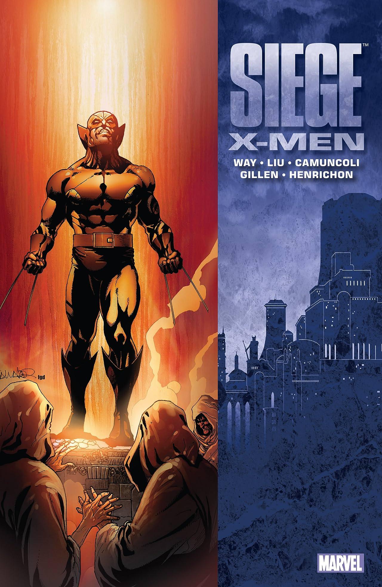 Siege: X-Men