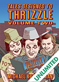 Tales Designed To Thrizzle Vol. 2