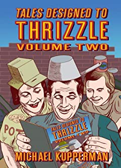 Tales Designed To Thrizzle Tome 2