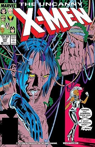 Uncanny X-Men (1963-2011) #220