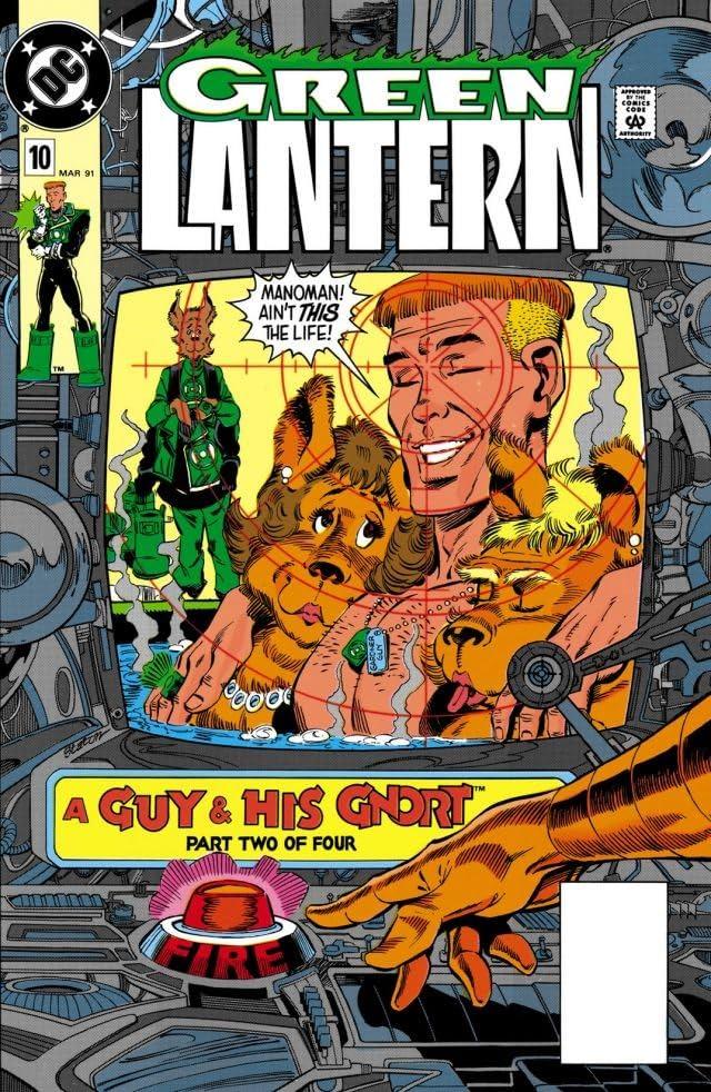 Green Lantern (1990-2004) #10