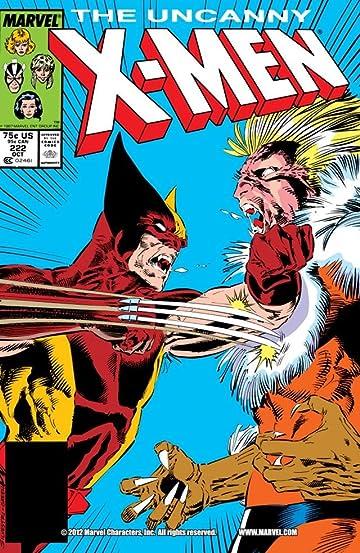 Uncanny X-Men (1963-2011) #222