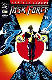 Justice League Task Force (1993-1996) #25