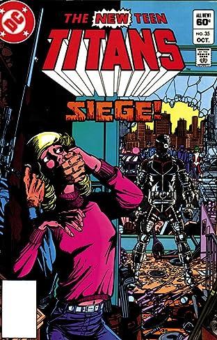 New Teen Titans (1980-1988) #35