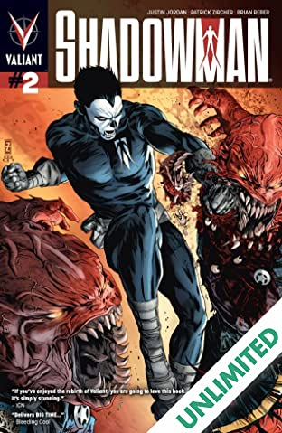 Shadowman (2012- ) #2: Digital Exclusives Edition