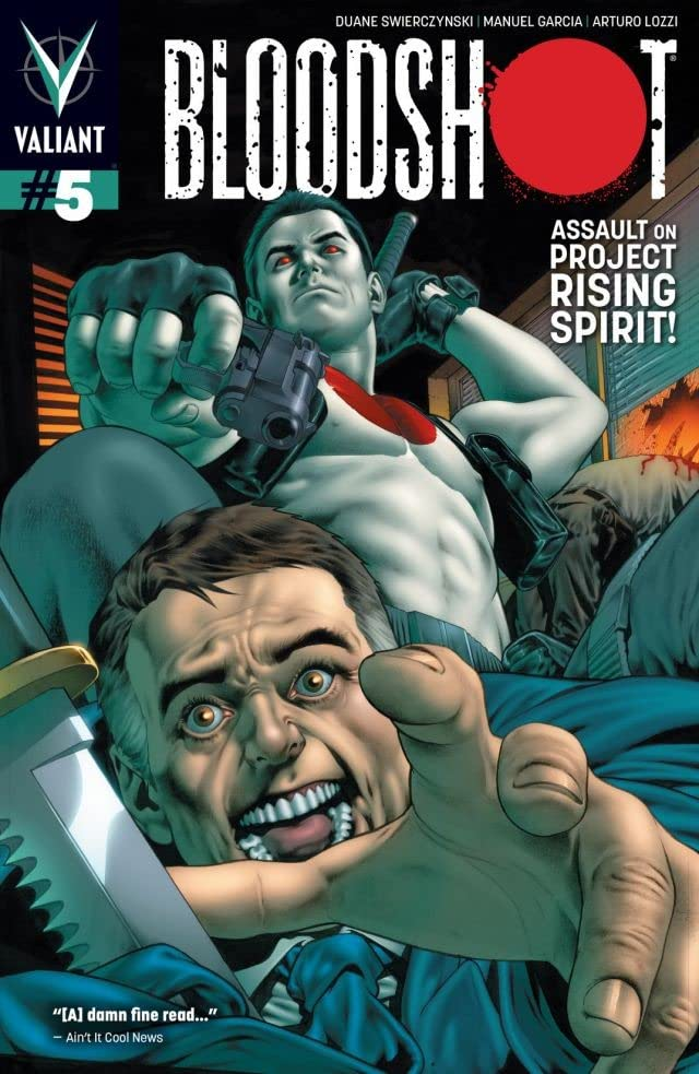 Bloodshot (2012- ) #5: Digital Exclusives Edition