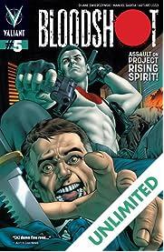 Bloodshot (2012- ) #5: Digital Exclusives Edition