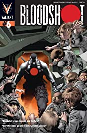 Bloodshot (2012- ) No.6: Digital Exclusives Edition