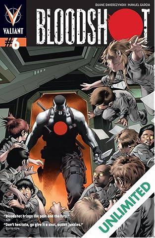 Bloodshot (2012- ) #6: Digital Exclusives Edition