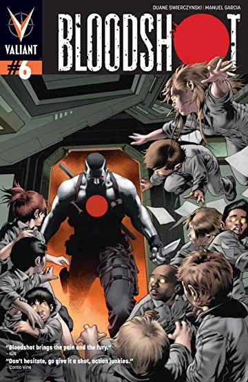 Bloodshot (2012- ) #6: Digital Exclusives Edition
