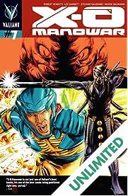 X-O Manowar (2012- ) #7: Digital Exclusives Edition