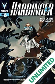 Harbinger (2012- ) #6: Digital Exclusives Edition