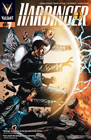 Harbinger (2012- ) No.7: Digital Exclusives Edition