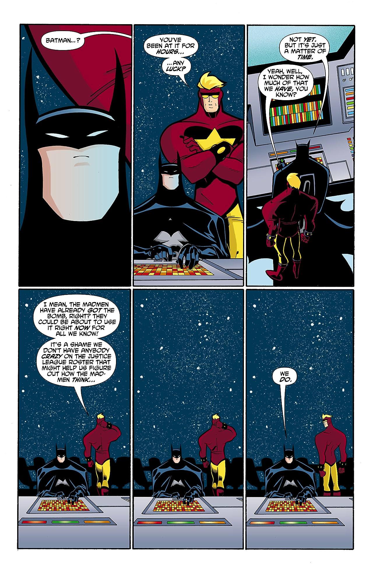 Justice League Unlimited #10