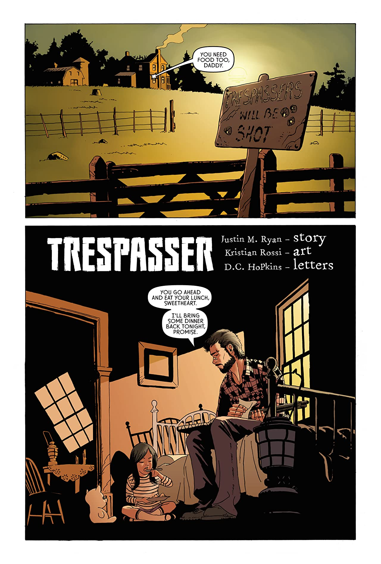 Trespasser #1