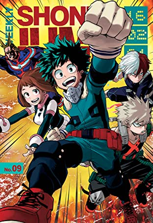 Weekly Shonen Jump Vol. 209: 2/1/2016