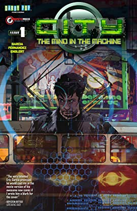 City: The Mind in the Machine #1