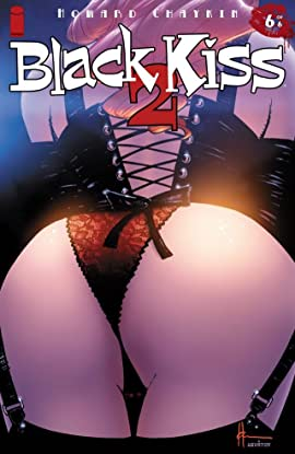 Black Kiss II #6 (of 6)