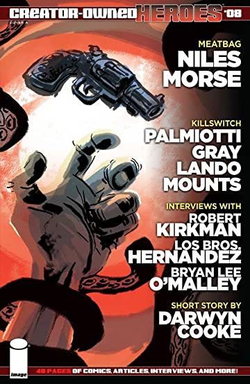 Creator Owned Heroes #8