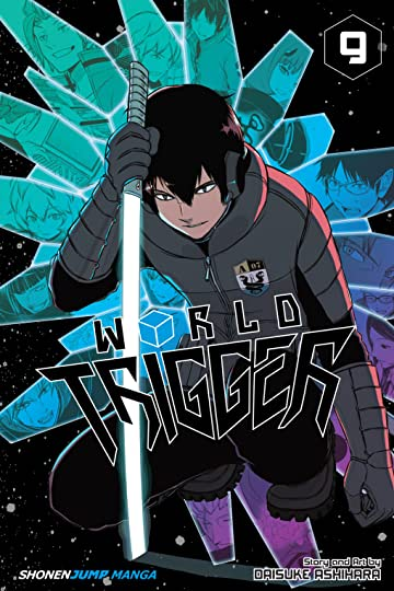 World Trigger Vol. 9